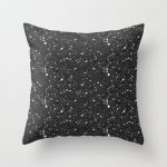 Black Rubber Flooring Pillows
