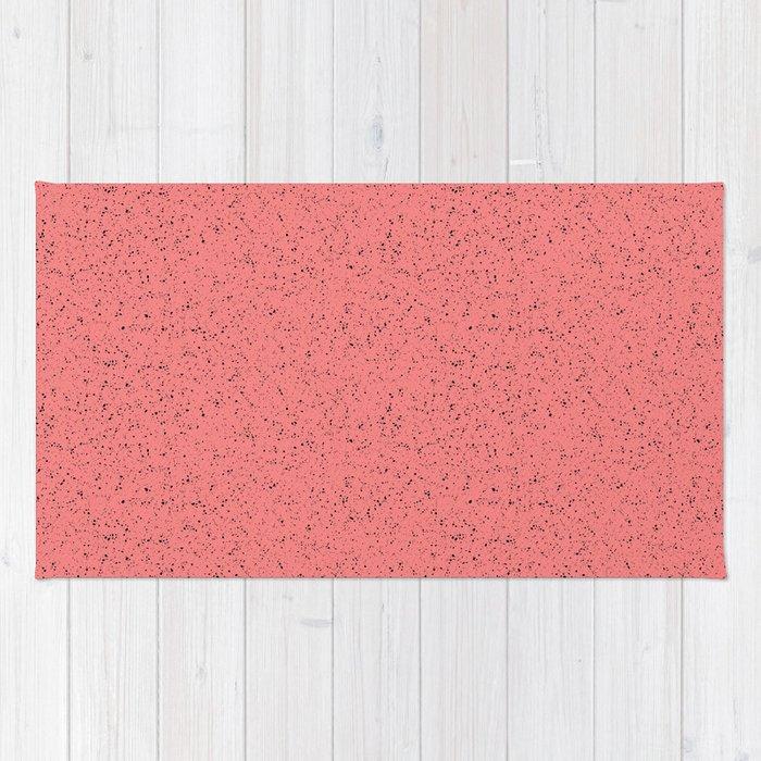 Salmon Rubber Flooring Rugs