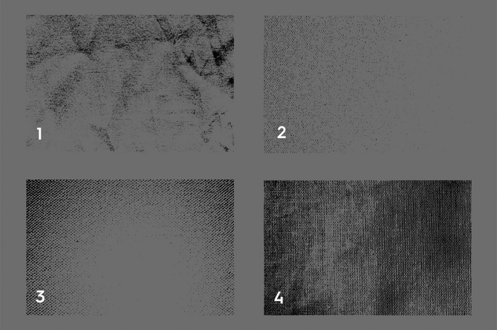 Canvas Texture Overlays Preview 1