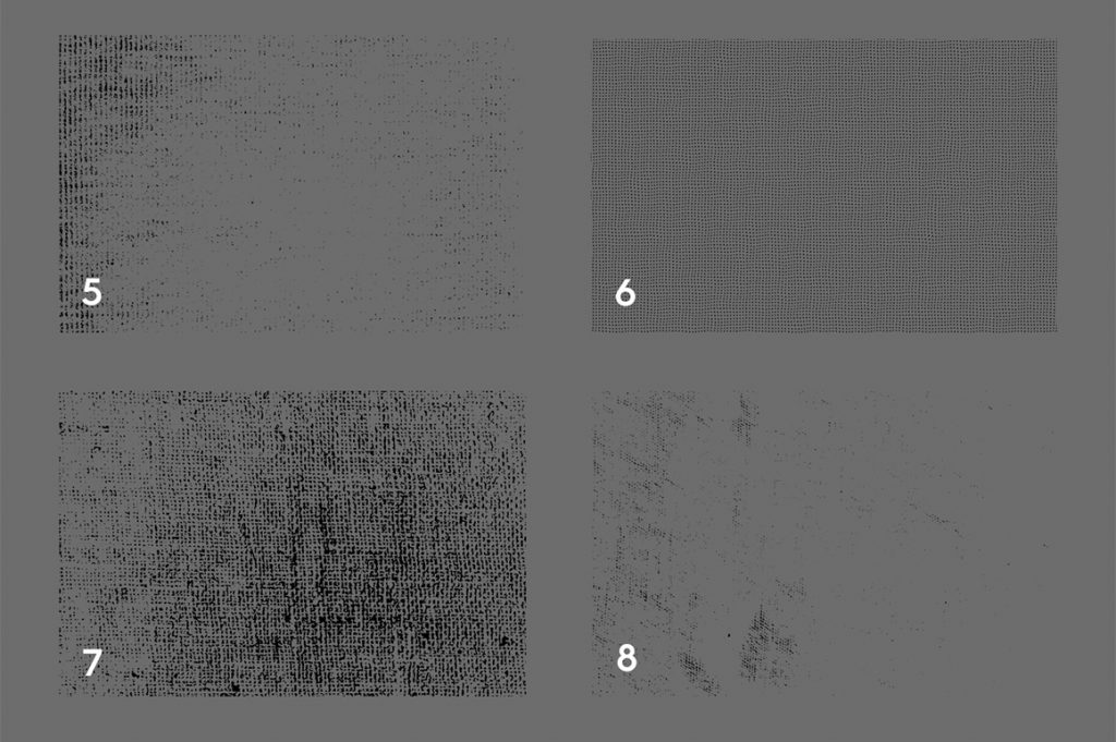 Canvas Texture Overlays Preview 2
