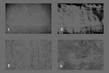 20 Concrete Wall Texture Overlays Preview Set 1