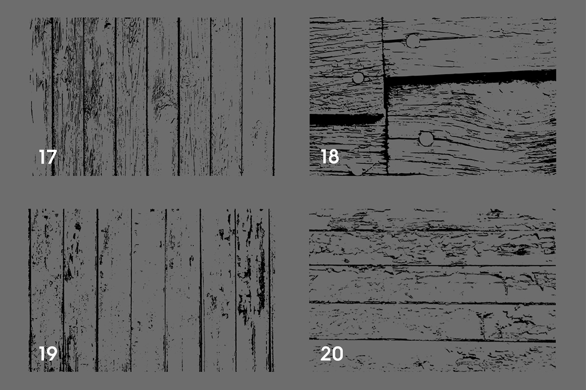 20 Wood Texture Overlays Textures Preview 5