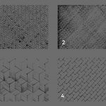 Wicker Rattan Texture Overlays Preview 1