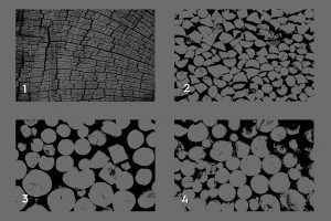 20 Wood Texture Overlays Textures Preview 1