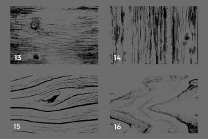 20 Wood Texture Overlays Textures Preview 4