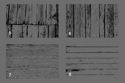 20 Weathered Wood Texture Overlays Preview 2