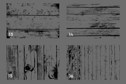 20 Weathered Wood Texture Overlays Preview 4