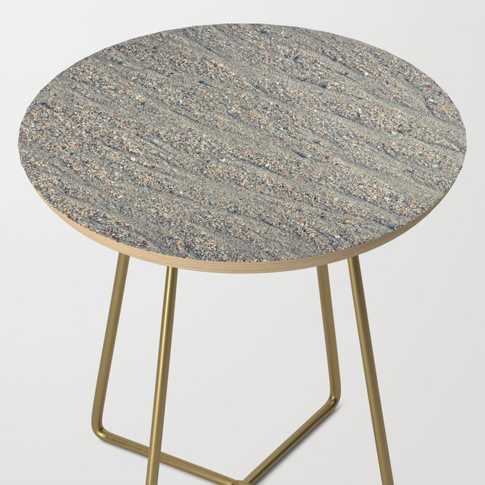 Wet Sand Scours Side Table