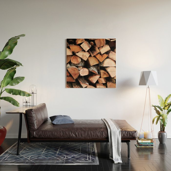 Timber Wood Wall Art
