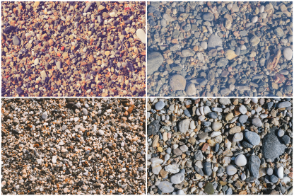 Pebble Background Textures Preview Set 1