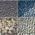 Pebble Background Textures Preview Set 5