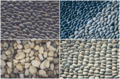 Pebble Background Textures Preview Set 5