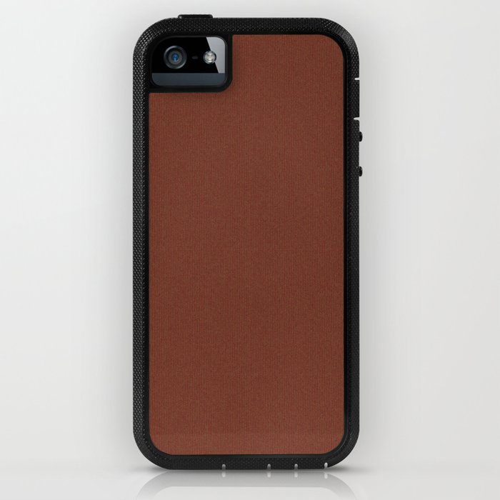 Brown Knitted Weaving iPhone Case