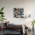 Cobblestones Wood Wall Art