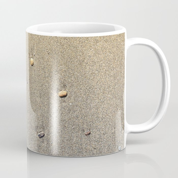 Stones on the Sand Coffee Mug