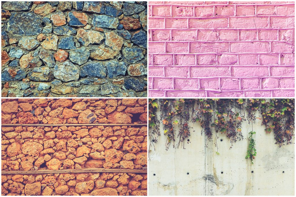 40 Stone Wall Background Texture Preview Set 3