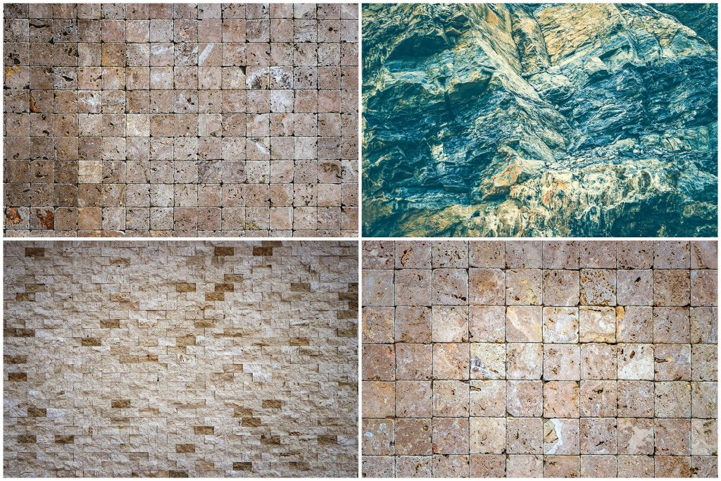 40 Stone Wall Background Texture Preview Set 5