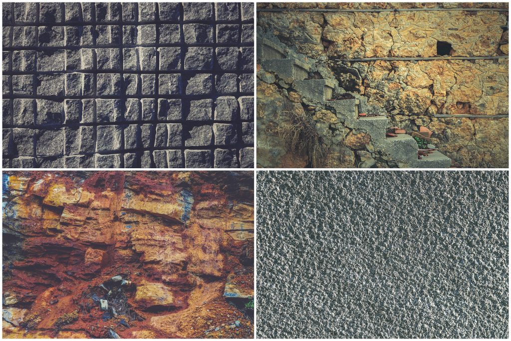 40 Stone Wall Background Texture Preview Set 6