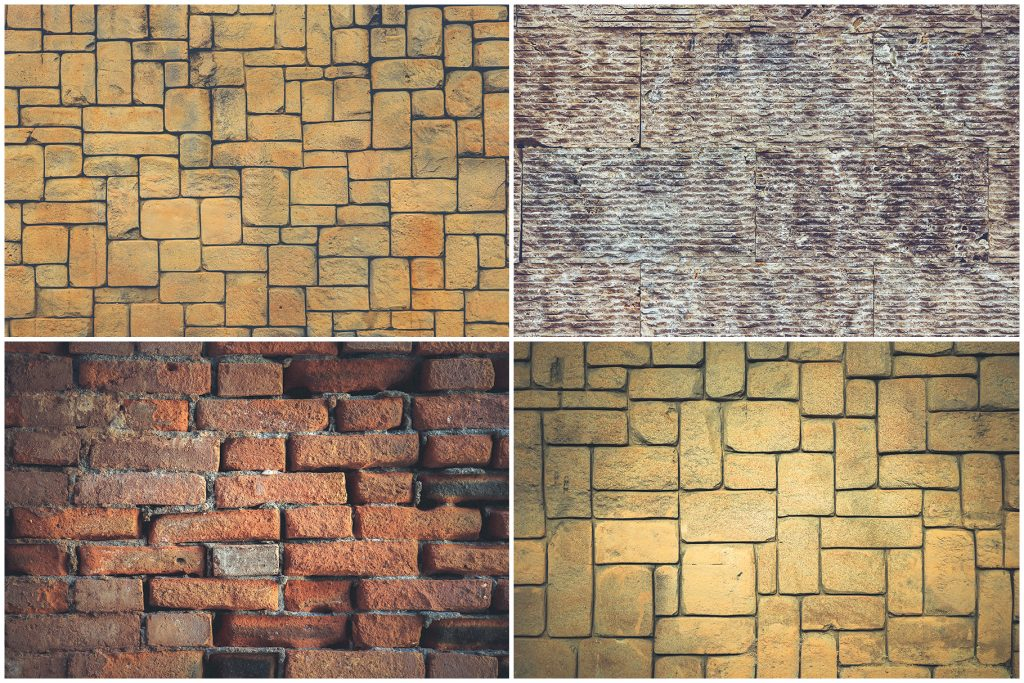 40 Stone Wall Background Texture Preview Set 7