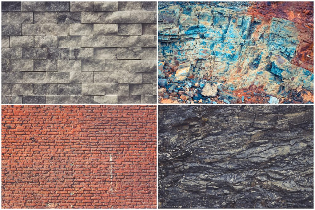 40 Stone Wall Background Texture Preview Set 8