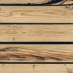 Wooden beach way. Wood planks with nails texture. Wooden boards background. Horizontal direction.
