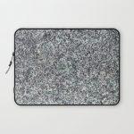 Granite Background Texture Laptop Sleeve
