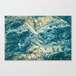 Laminate Rock Canvas Print