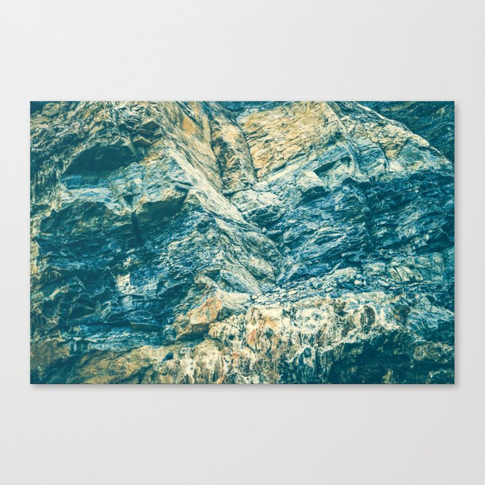 Laminate Rock Canvas Print