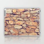 Rocky Stone Masonry Cladding Laptop & iPad Skin