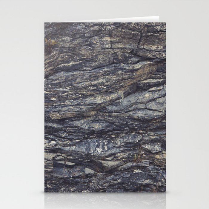 Rough Rock Texture Stationery Cards