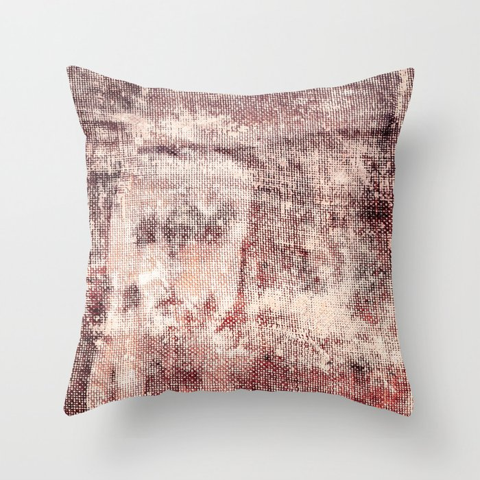 Shipboard Texture Throw Pillow