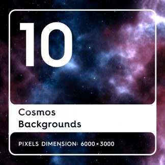 10 Cosmos Backgrounds