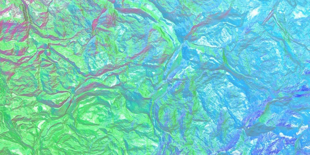 Chameleon Rock Texture Background