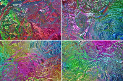 Chameleon Rock Texture Background Preview Set 3