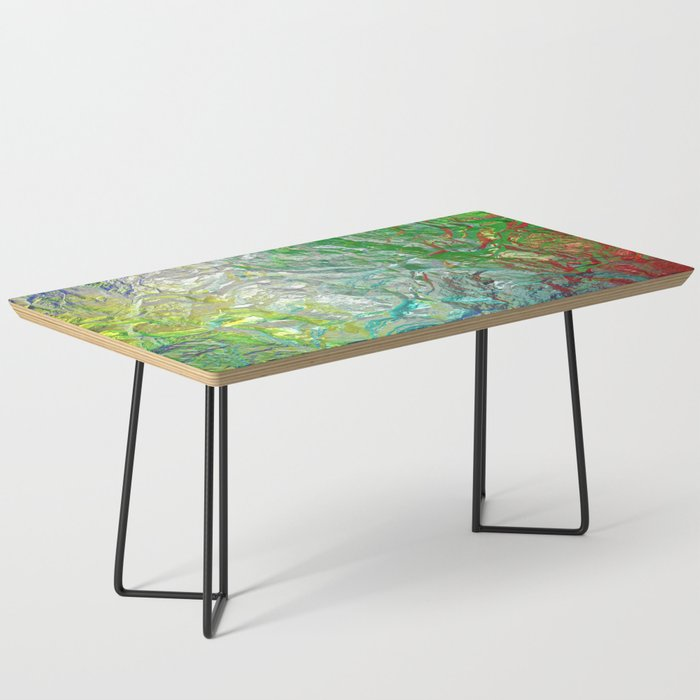 Chameleon rock Coffee Table