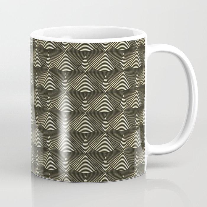 Dark art deco Coffee Mug