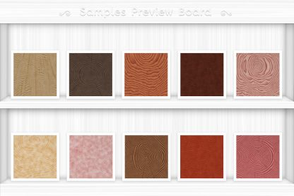 10 Wood Saw Cut Background Textures Samples Preview Board