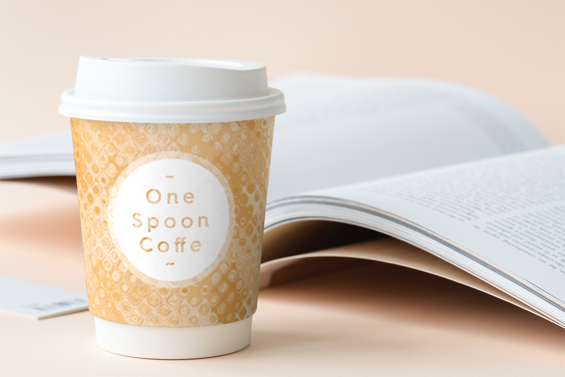 50 Gold Background Textures Coffee Cup Application
