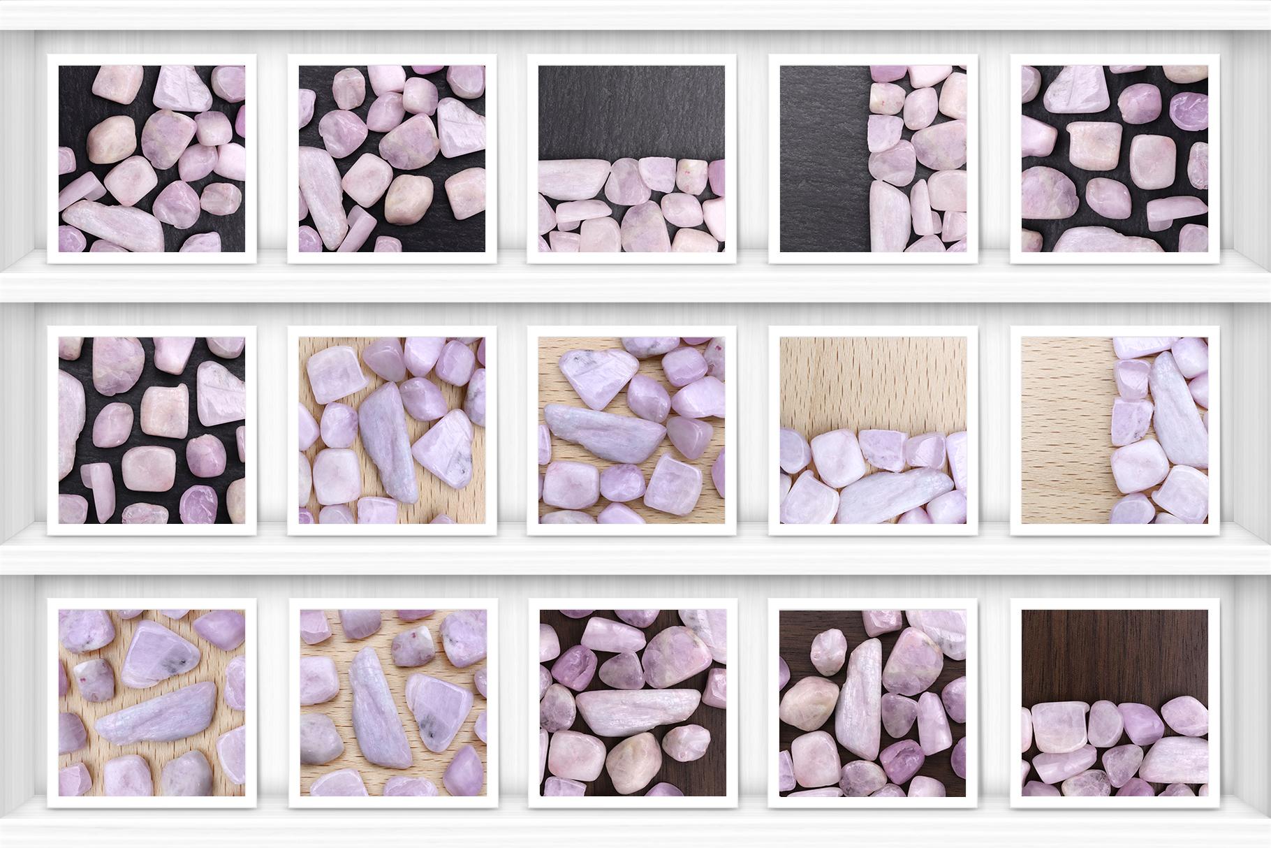 Morganite Background Textures Showcase Shelves Samples Preview