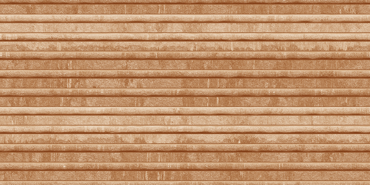 Seamless Bronze Background. Bronzed Embossed Lines Texture.