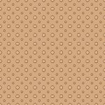 Seamless Bronze Backdrop. Bronzed Dots Background Pattern.